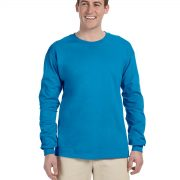 Fruit of the Loom 4930 - Adult 5 oz. HD Cotton™ Long-Sleeve T-Shirt