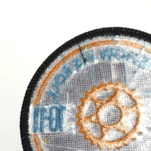 Plastic Patch Backing